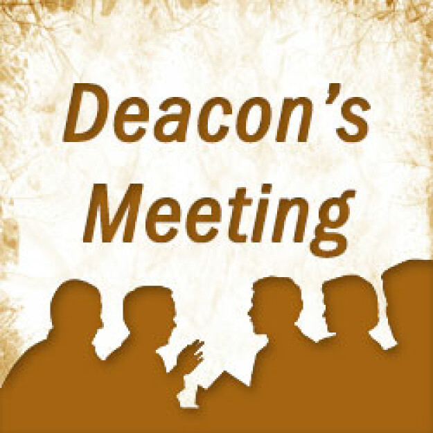 February 18, 2018 Deacon Meeting